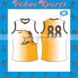 Sublimation AFL Jumper Blank Rugby Shirts