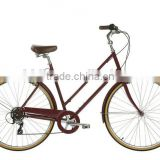 8 Speed Dutch Classic Vintage Bike Bicycle