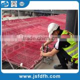 CE Standard Dustproof & Anti Falling Safety Building Protection Net For Construction