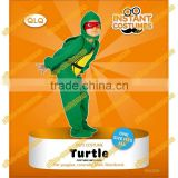 Halloween costume children Ninja Turtle mascot Costumes Party Carnival Costume for kids Ninja Turtle costume