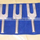 Angel Tuning Forks including crystal fork 4096 hz, 4160 hz, 4225 hz
