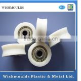 Soft Rubber, Hard Plastic Injection Overmolding Process of injection molding