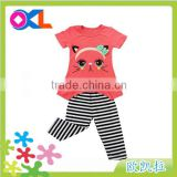 Hot selling high level new design delicated appearance boys and girl 4th of july outfit
