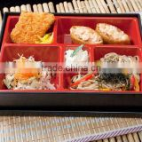 Japanese bento box for delicious food,wooden bento box