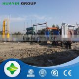 80 percent diesel output electronic waste recycling machinery