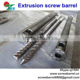 hdpe ldpe lldpe barrel with barrier screw / screw & barrel for plastic machinery parts