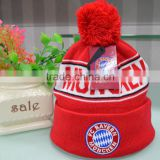 wholesale beanies winter hot products skull cap beanie custom football hats caps