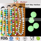 China goods wholesale soft fda teething silicone rectangle beads