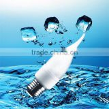 C35 Candle 12 dc cfl bulb Energy Saving lamp bulbs