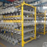 Electric explosion proof thermal fluid heaters for industry