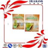 Philippine dried fruit papaya three side sealing bag