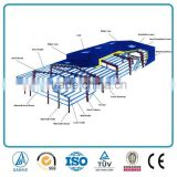 Hot sale factory price Prefabricated steel structure building                                                                         Quality Choice