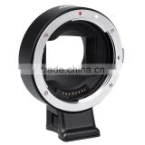 Viltrox AF Lens Mount Adapter Ring EF-NEX II for Sony NEX A7, A7R, A7S Series Cameras Auto Focus Same with Metabones