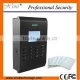Biometric security access control system ID card reader time attendance and door lock system with free software and SDK SC403