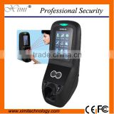 Keyless door lock and rfid access control system with 2000 templates fingerprint capacity and 1500 templates face capacity