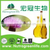 Pure natural milk thistle seed oil