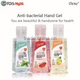 Hotsell waterless automatic hand sanitizer / make your own brand antiseptic hand cleaning gel
