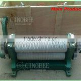 Cinobee Comb Foundation Coining machine manual beeswax embossing machine