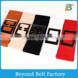 Beyond Women's Fashion Wide Elastic Stretch Dress Belt                                                                         Quality Choice