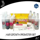 "Hair-growth promoter set ""SCALPA series"" preventive hair loss tonic made in Japan"
