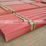 Corrugated Steel Roofing Sheet For Wholesale , Good Price Roofing Steel Sheet Building Material