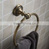2014 New Design Antique Copper Decorative Towel Ring for Bathroom Accessories