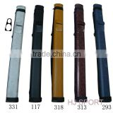 1/2 Leather plastic pool cue case