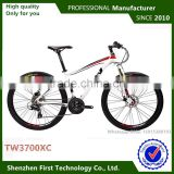 27.5 mountain bike alloy bike frame fork suspension M310 groupset including cycling accessories