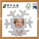 factory sale FSC&SA8000&BSCI christmas decoration desktop wooden photo picture frame in gifts&crafts