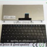 New Laptop Internal Keyboard For Acer ONE 751 751H AO751 AO751H ZA3 Notebook Laptop Keyboard Repair layout US SP BR PO RU