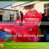 China inflatable bull riding machine