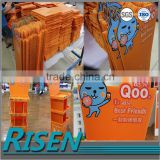 Corrugated/Corflute/Coroplast/Correx sheet plastic POP display for your advertising or promotion !