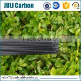 Juli professional factory high strenght light weight carbon fiber rod for rc cars/drones parts
