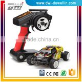 DWI DOWELLIN 2.4G 4WD RC Racing Car RTR High-Speed electric car for kids with remote control