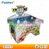 portable air hockey table game baby coin operated air hockey game table