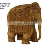 sandalwood animal