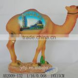 new Bur Al Arabic, Dubai, Arabic view Camel statue, resin animal tourist souvenirs, gift