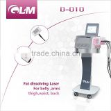 2015 fashion diode laser device/ beauty lipo slimming equipment