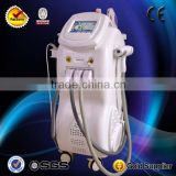4 in 1 elight ipl rf nd yag laser/vertical ipl elight laser tattoo removal multifunction beauty machine with CE ISO