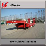 Heavy Duty Tri-axles 60ton Lowbed semi trailer for sale