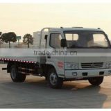 Dongfeng wheelbase 3800mm CNG Natural gas special vehicle chassis