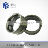 Solid Tungsten Carbide Parts T.C. Guide Roller for Wire Rods ring guides