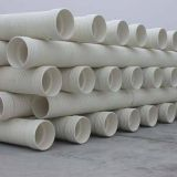 Plastic double wall corrugated PVC drainage pipe