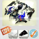 Motorcycle fairing/body kits for GSXR1000 06 05 with free seat cover