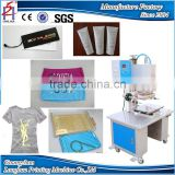 2016 High Quality Flat and Curved Plastic Hot Stamping Machine Big Size Heat press printer China Manufacturer