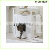 Durable Wooden Pet House Cat Condo Homex_BSCI Factory
