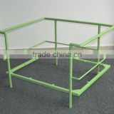 INquiry about Modern type sofa furniture metal square sofa legs frames