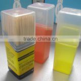 100pcs toothpicks plastic toothpick holders