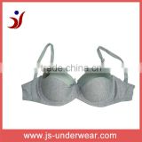 js-342 young girls wear sexi cotton bra with simple design and panty can be design