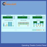 Laminar Air Flow Clean Operating Room Using Central Operating Room Control Panels